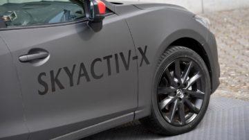 Mazda Skyactiv X 4