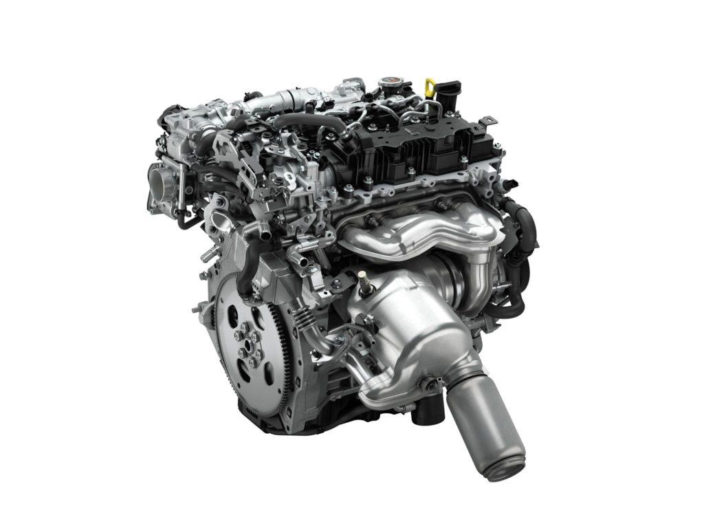 Mazda Skyactiv X Engine 2
