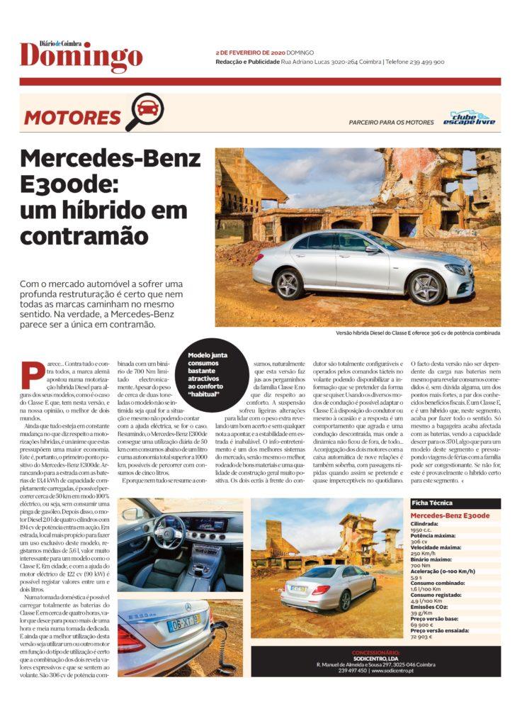 Pág MOTORES Diário de Coimbra 2fev
