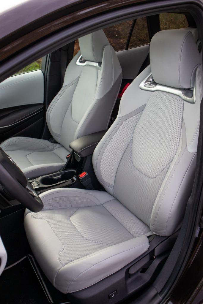 Toyota Corolla Hybrid 018