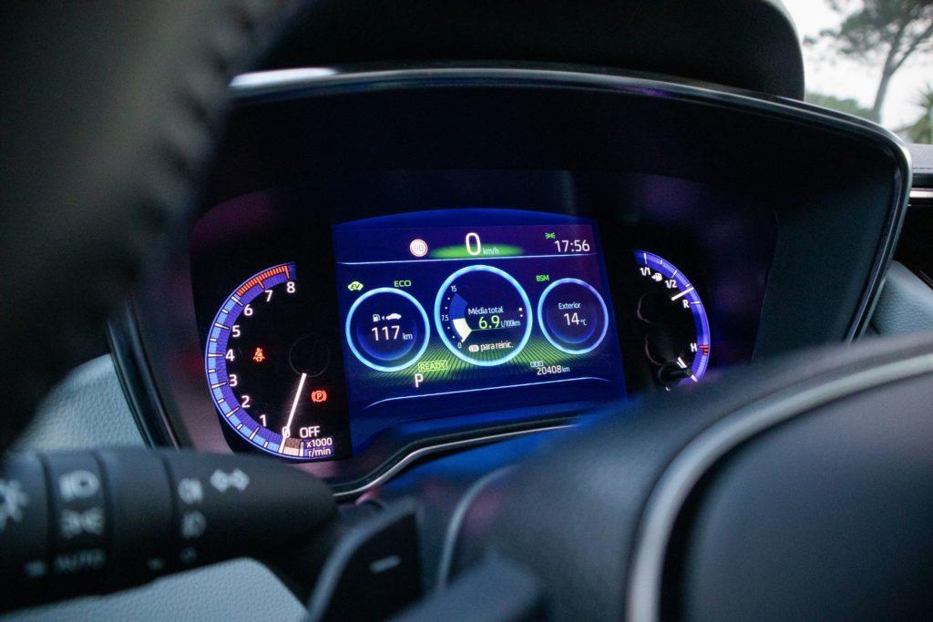 Toyota Corolla Hybrid 186