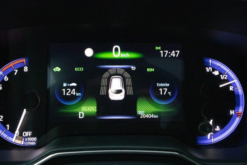 Toyota Corolla Hybrid 187