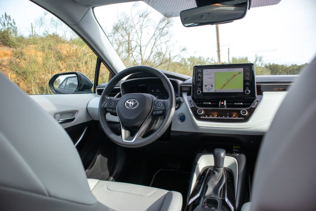 Toyota Corolla Hybrid 218