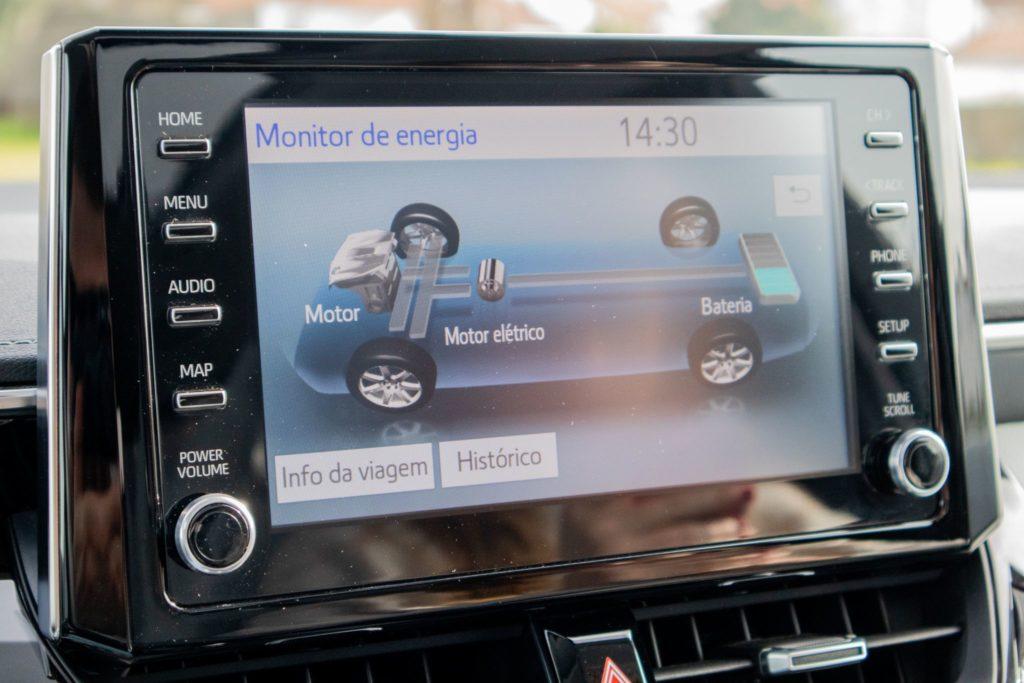 Toyota Corolla Hybrid 232