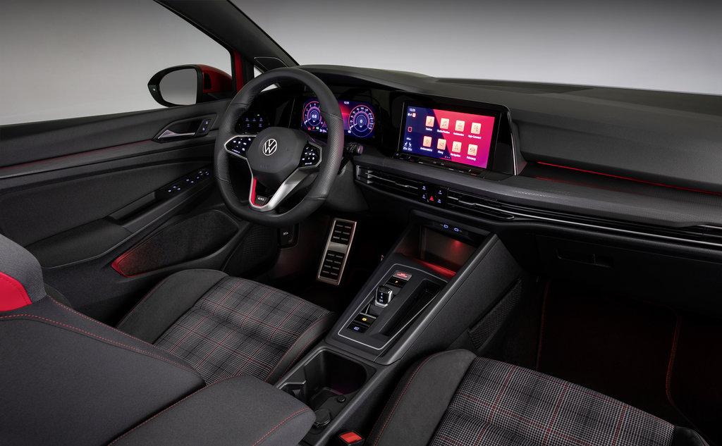 VW Golf GTI 5 1