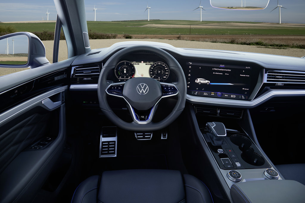 VW Touareg R 5