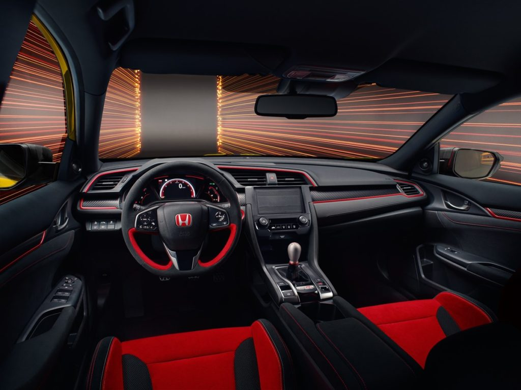 200834 Civic Type R Limited Edition
