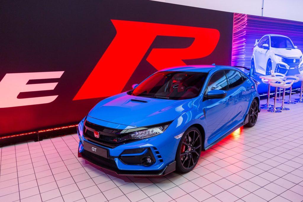 201360 Civic Type R JAS Motorsports 2020