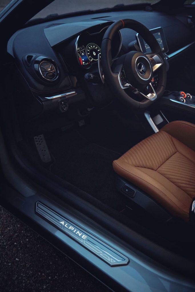 Alpine A110 Legeng GT 1