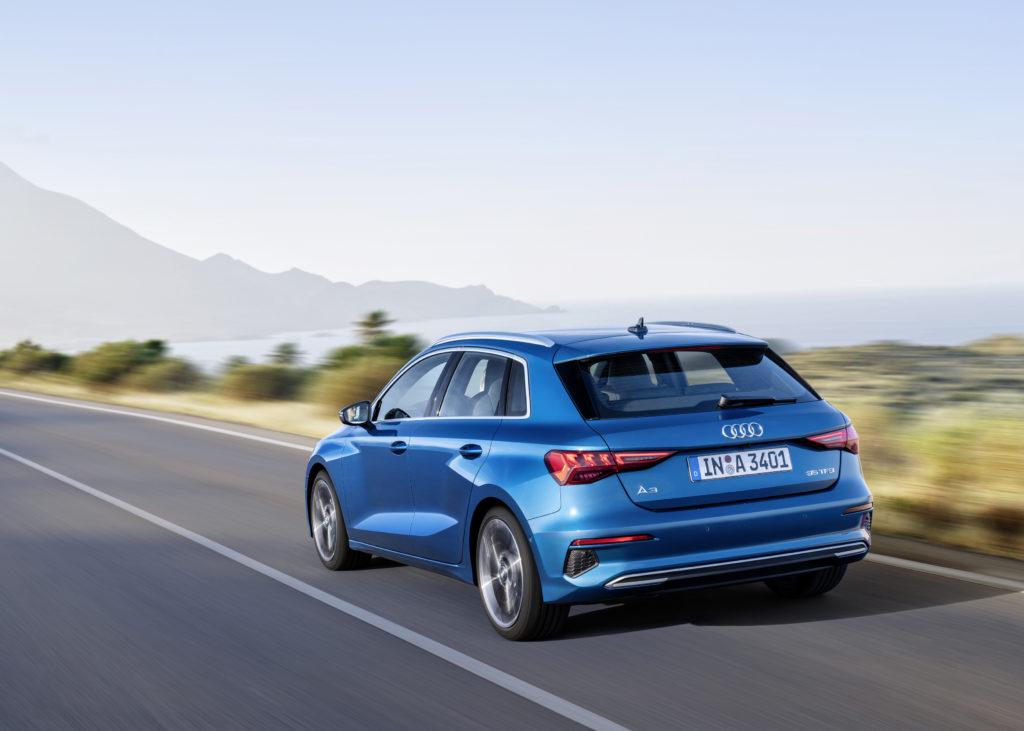 Audi A3 Sportback 2020 4