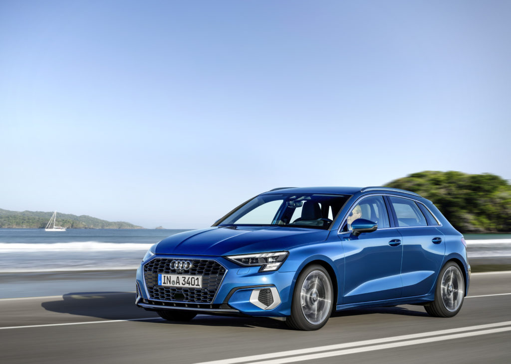 Audi A3 Sportback 2020 5
