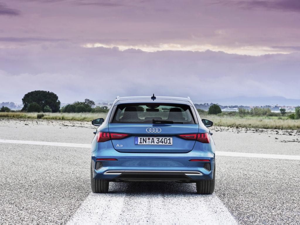 Audi A3 Sportback 2020 8