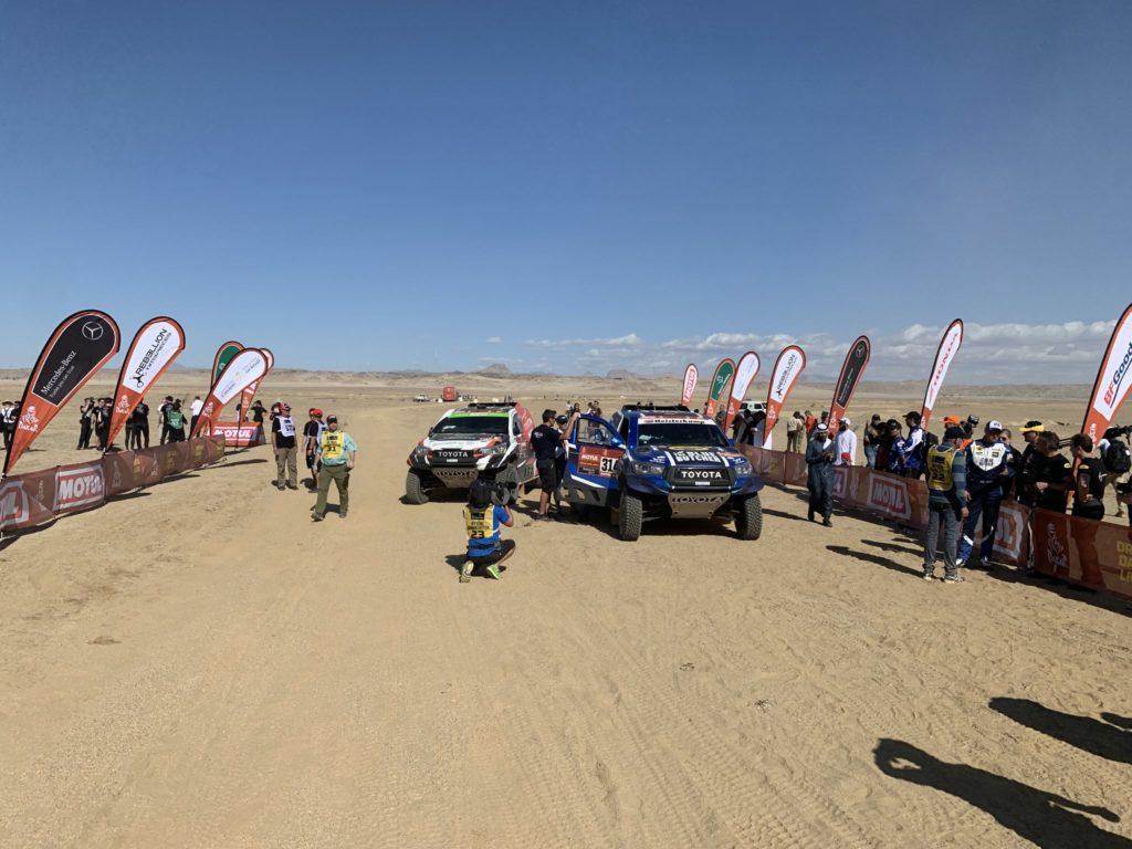 Aventura Dakar 2020 Arábia Saudita 11