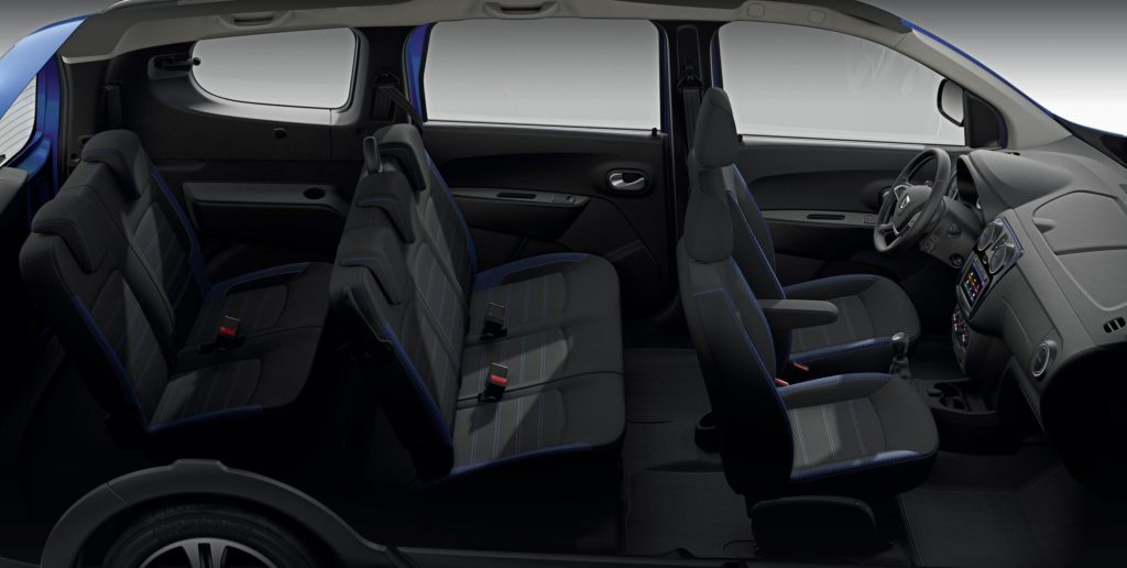 Dacia Lodgy Dacia Go 3