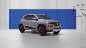 Dacia Spring Electric Concept 2020 1