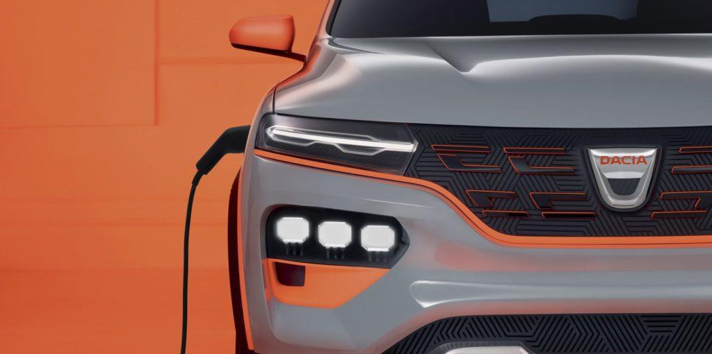 Dacia Spring Electric Concept 2020 2