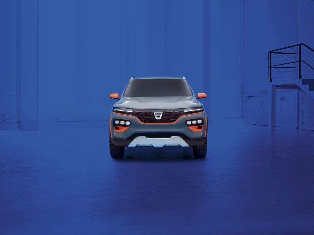 Dacia Spring Electric Concept 2020 3