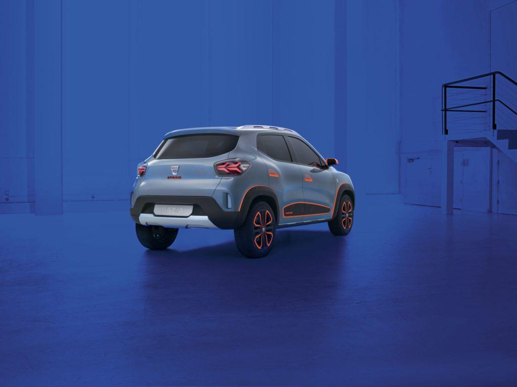 Dacia Spring Electric Concept 2020 4