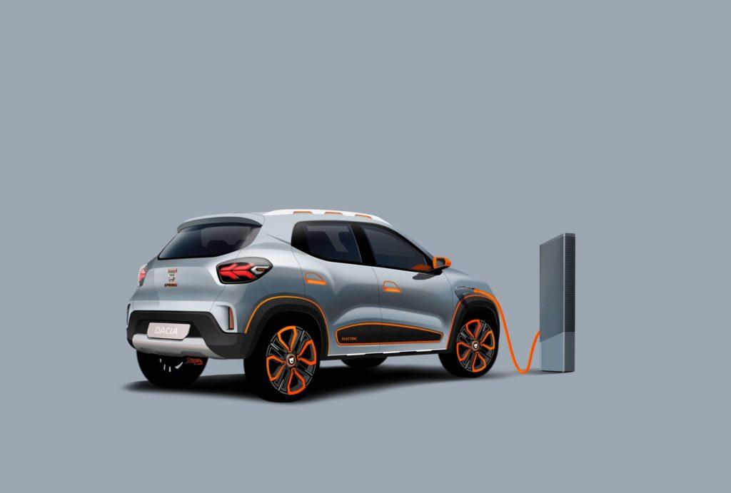 Dacia Spring Electric Concept 2020 7