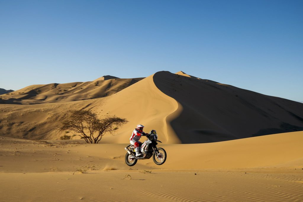 Dakar 2020 official 1
