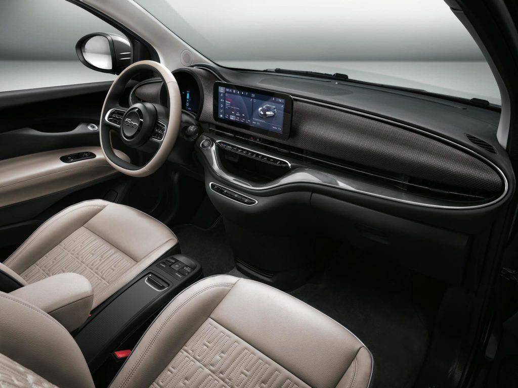 Fiat 500 la prima elétrico 6