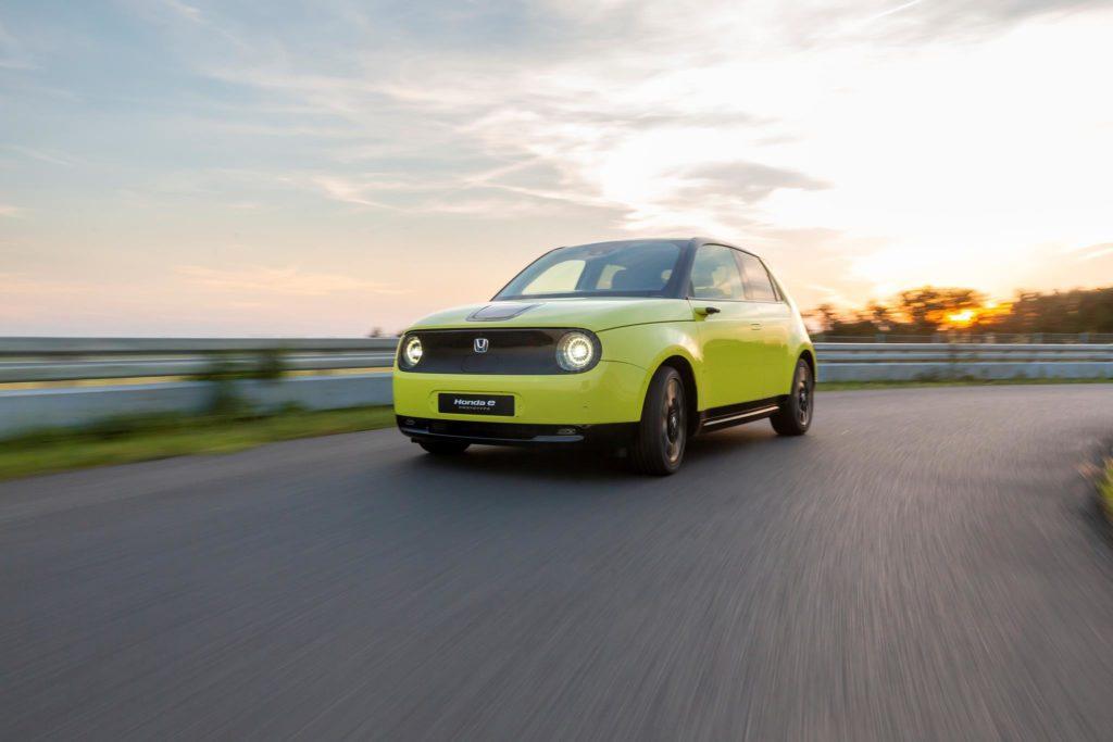 Honda e 2020 1