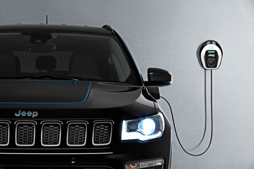 Jeep Compass 4xe plug in