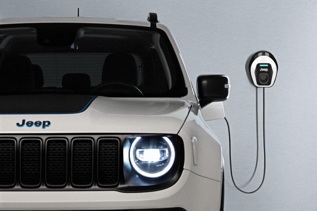 Jeep Renegade 4xe plug in