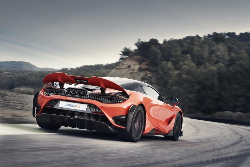 McLaren 765 LT 4
