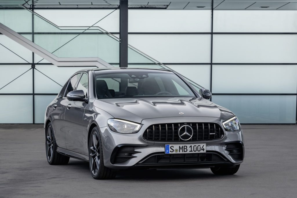 Mercedes AMG E 53 4MATIC 2020 4