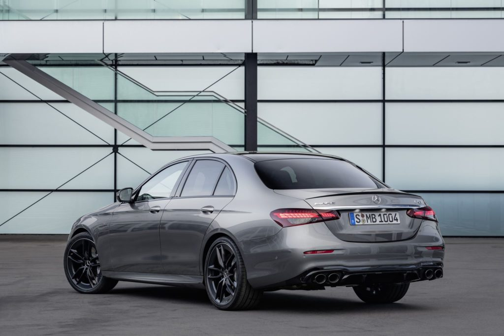 Mercedes AMG E 53 4MATIC 2020 5
