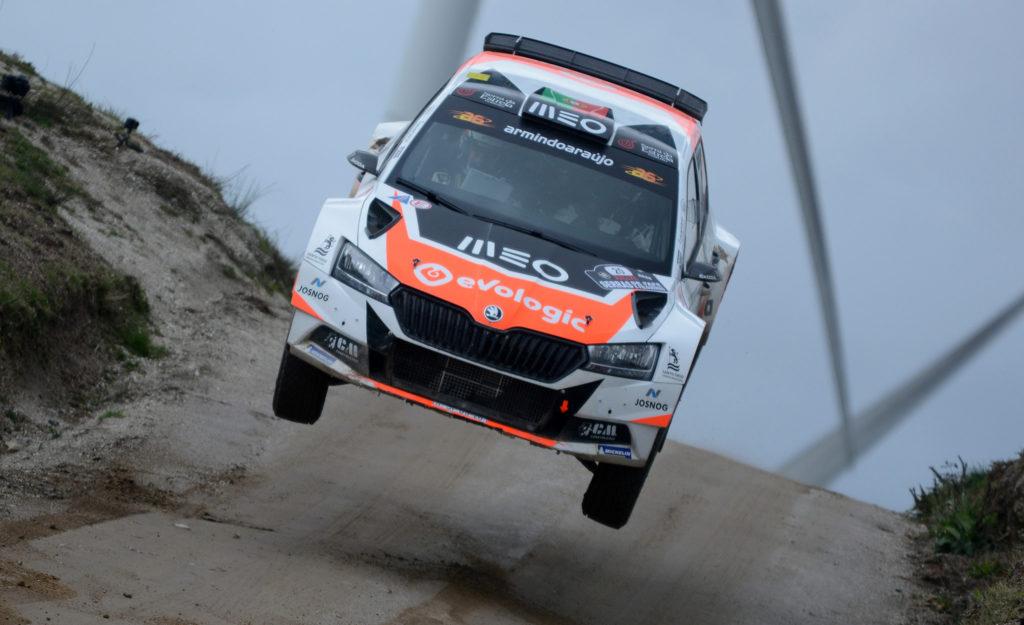 Hyundai i20 R5 A.Araújo MNP509A L.Ramalho Rally de Portugal 2019