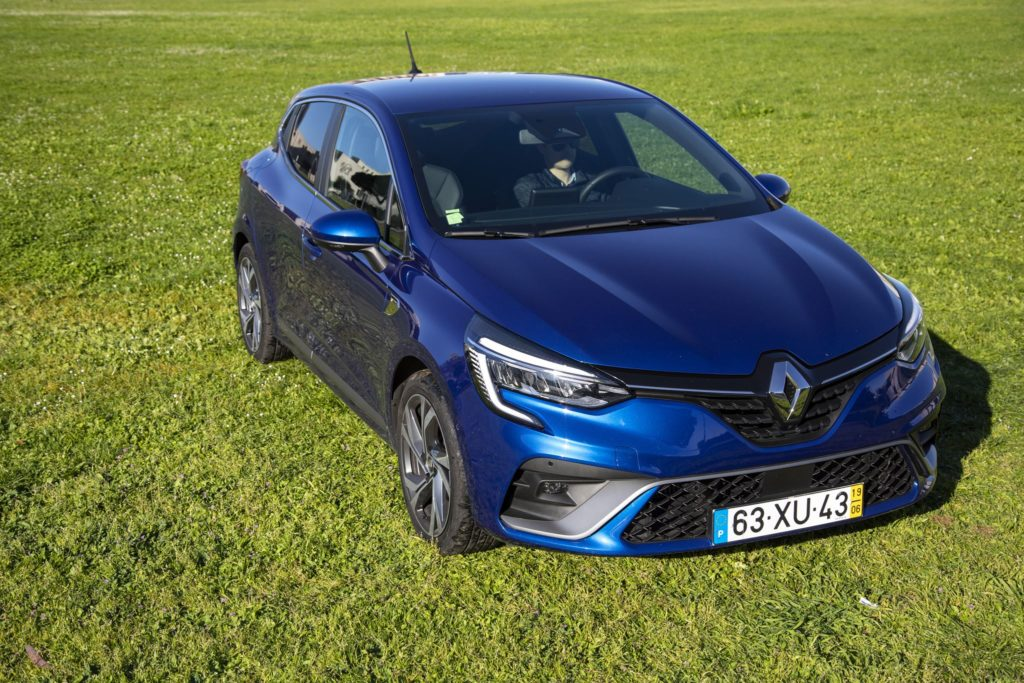 Renault Clio 1.3TCe RSLine 3