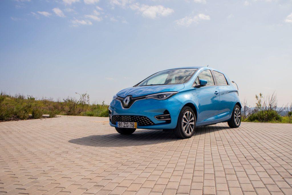 Renault Zoe 50 Capa