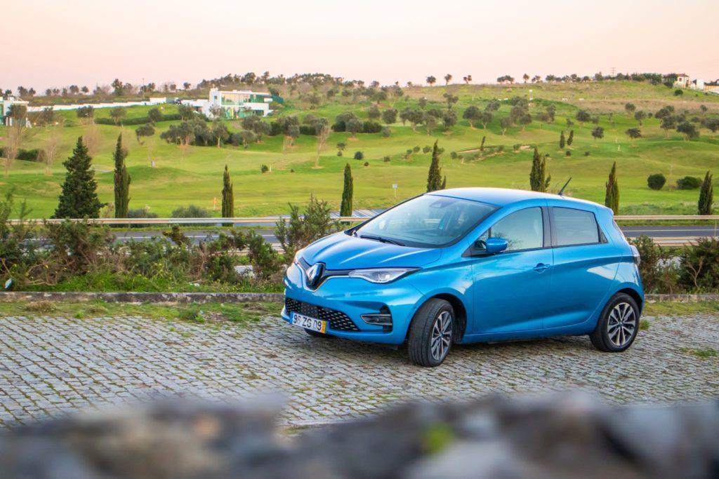 Renault Zoe 50 36