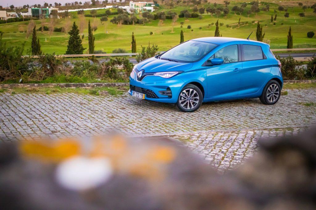 Renault Zoe 50 62