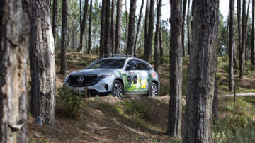 She´s Mercedes Off Road Experience 2020 7