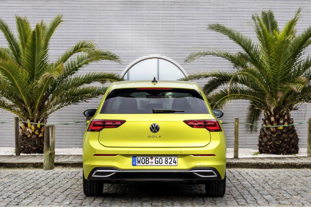 VW Golf VIII 2020 1