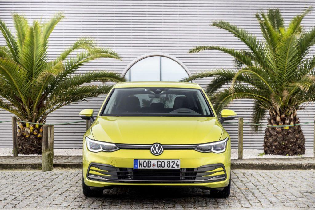 VW Golf VIII 2020 2