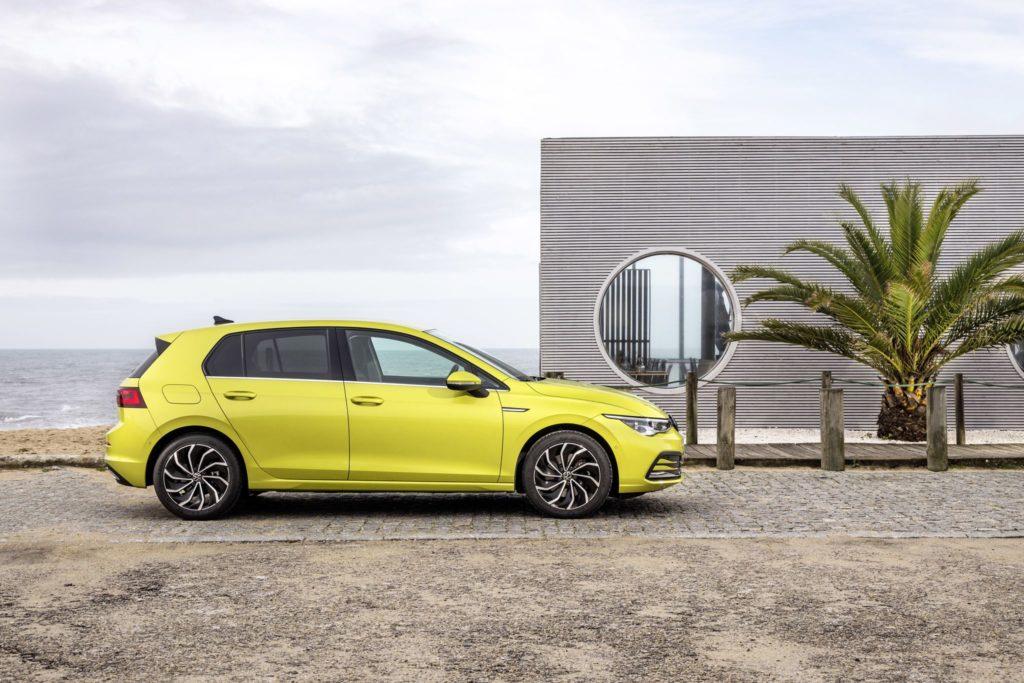 VW Golf VIII 2020 3