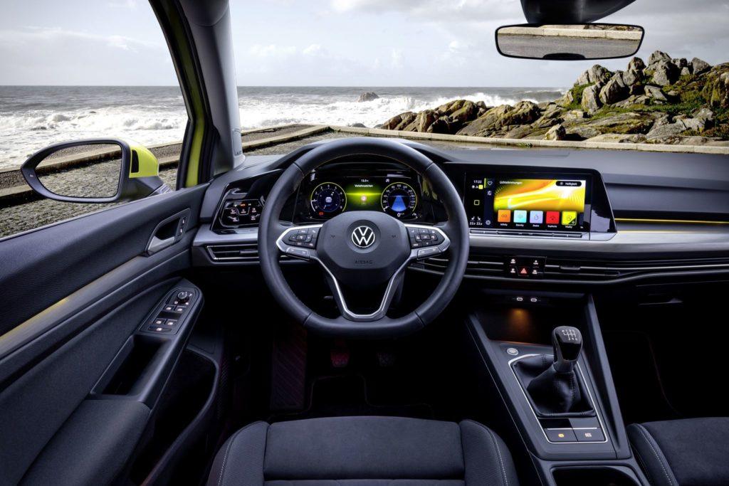 VW Golf VIII 2020 6