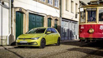 VW Golf VIII 2020 9