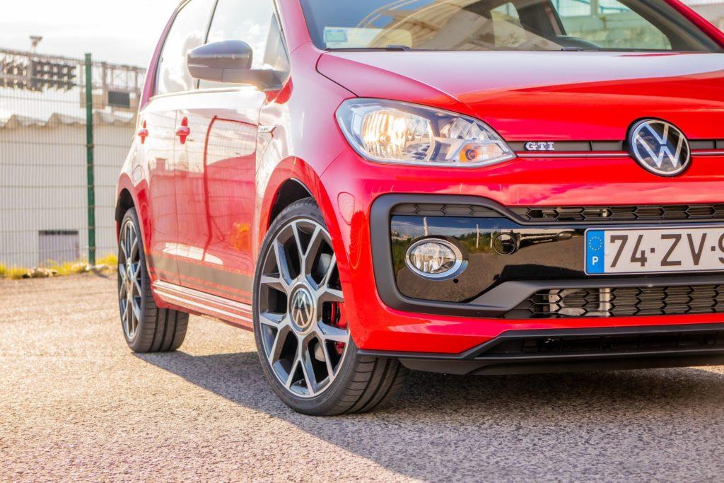 VW UP GTI 18