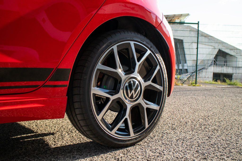 VW UP GTI 45