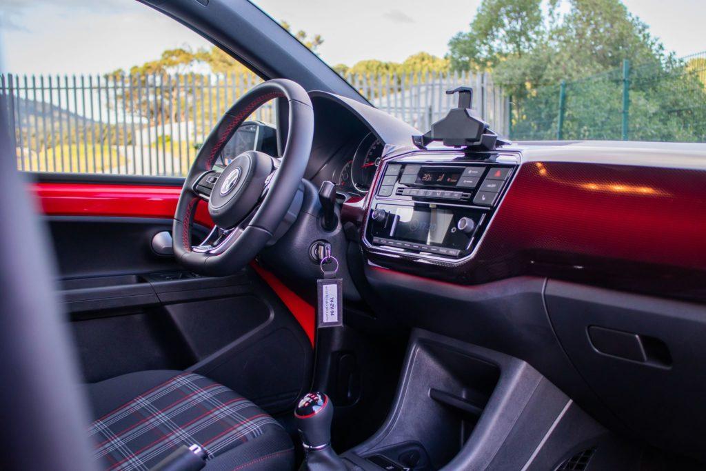 VW UP GTI 93