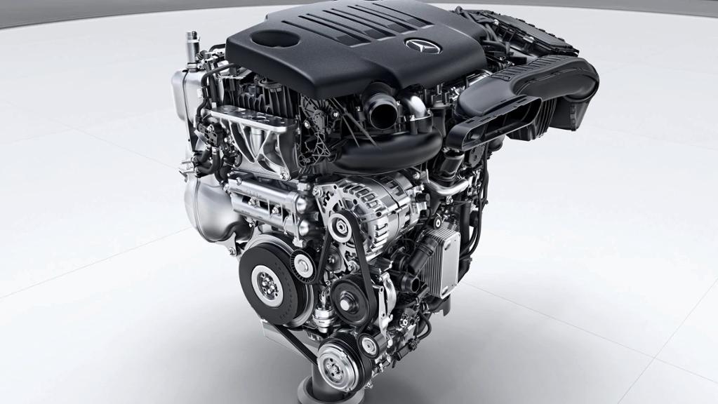 mercedes benz GLA motor Diesel