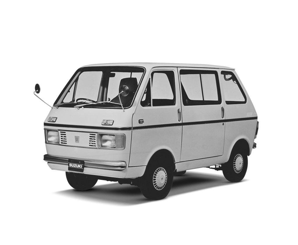 suzuki carry van l40