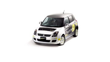 suzuki swift plug in hybrid concept 1 1