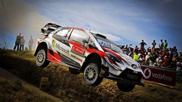 1.Tanak Rally de Portugal 2019
