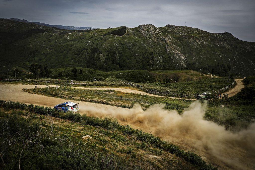 10.Bergkvist Rally de Portugal 2019